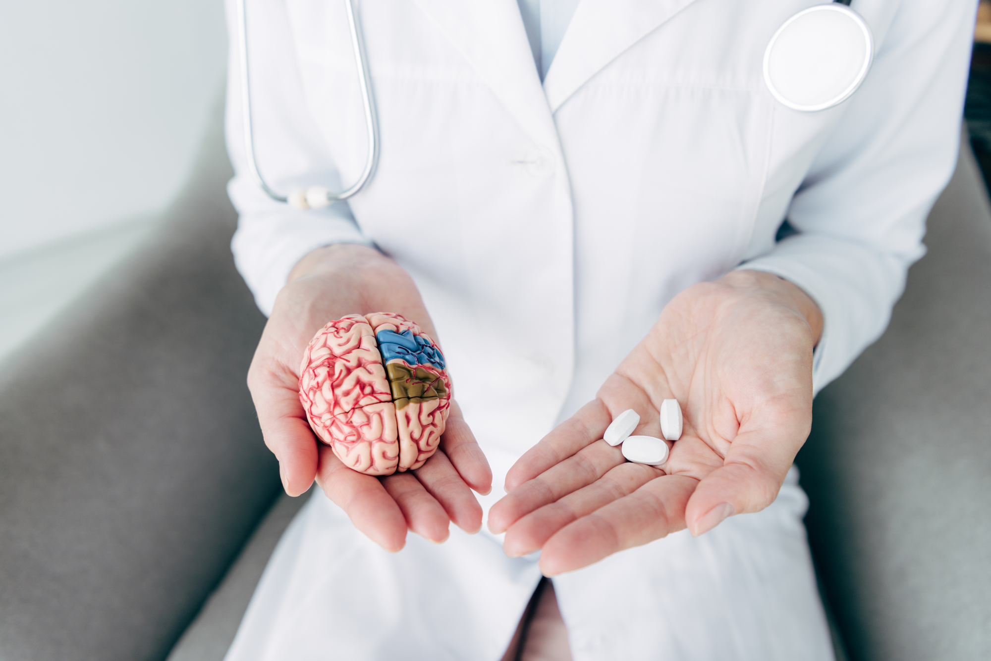 Pills for Brain Activity