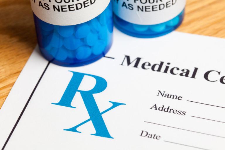 Prescription for Pills